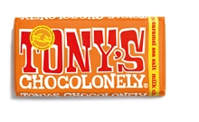 Tony's Chocolate Milk Caramel Sea Salt 15x180gr